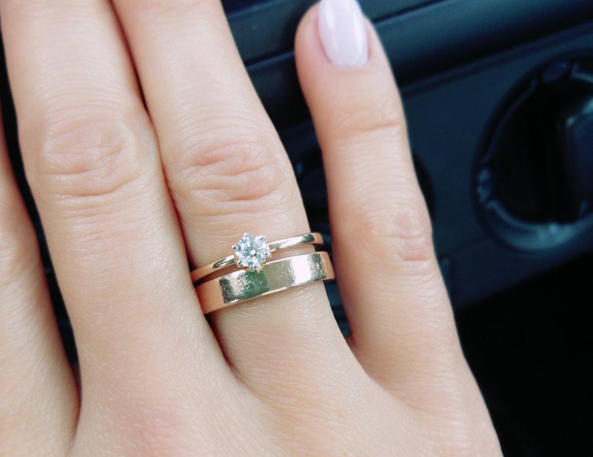 Самое красивое кольцо.