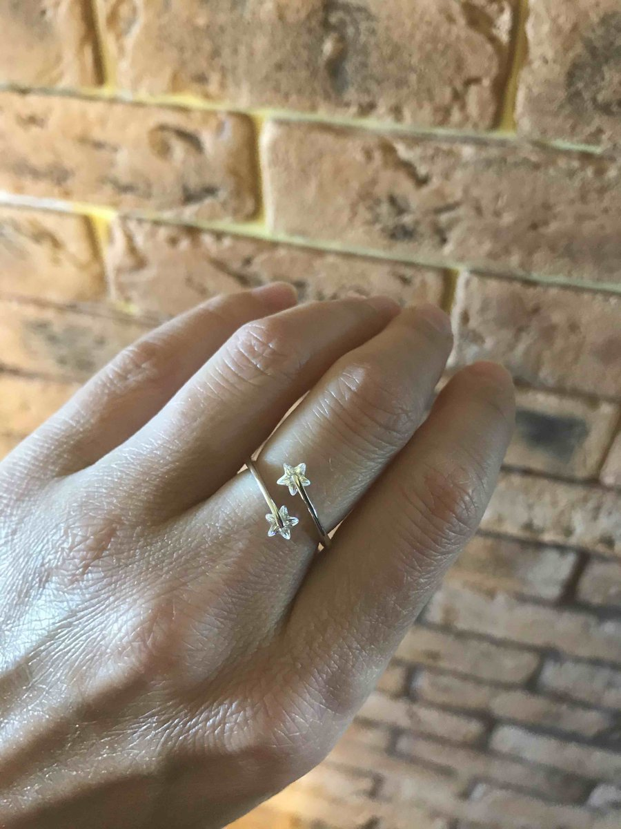 Девочки, кольцо супер...