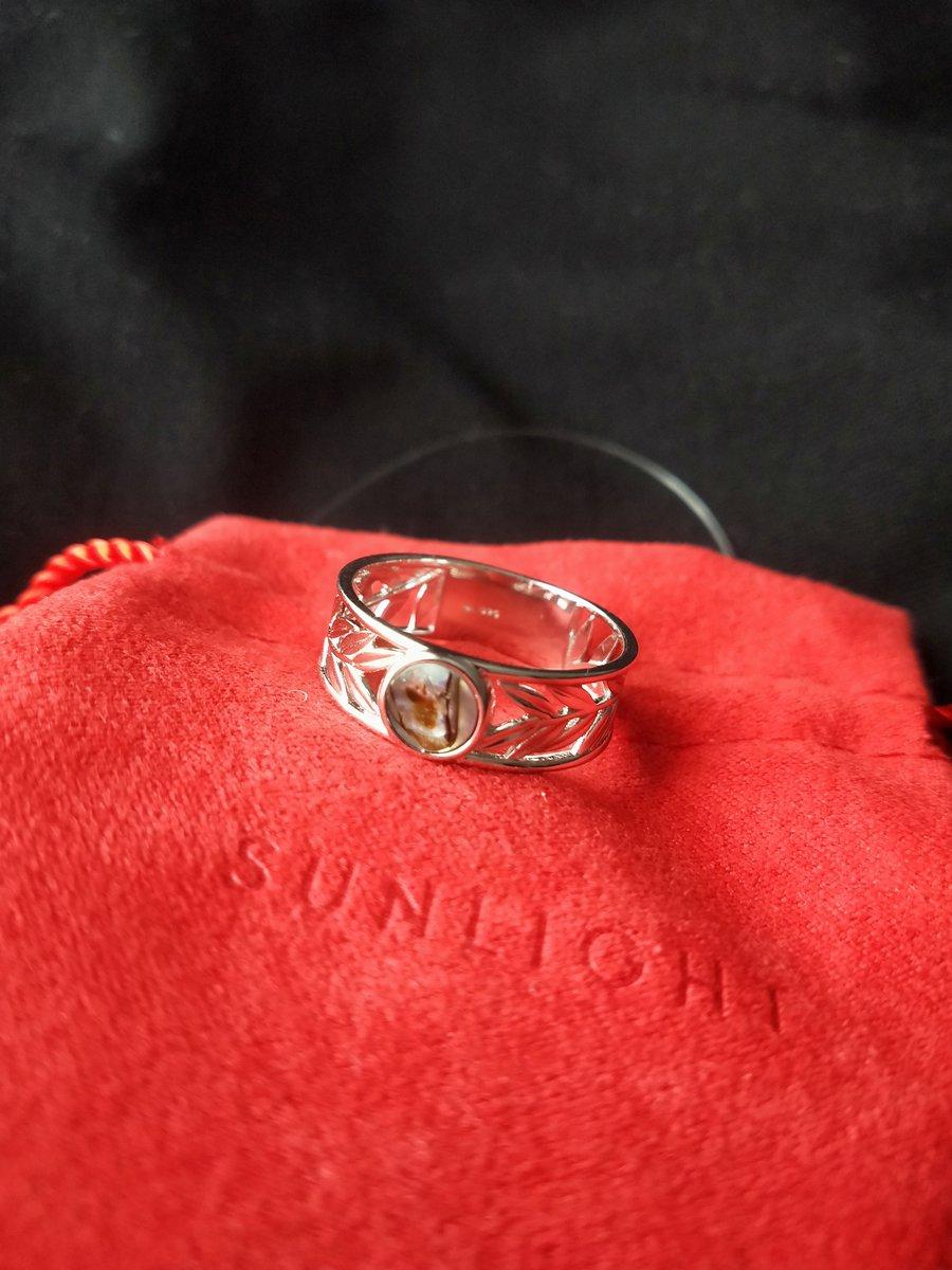 Идеальное кольцо в этно стиле.