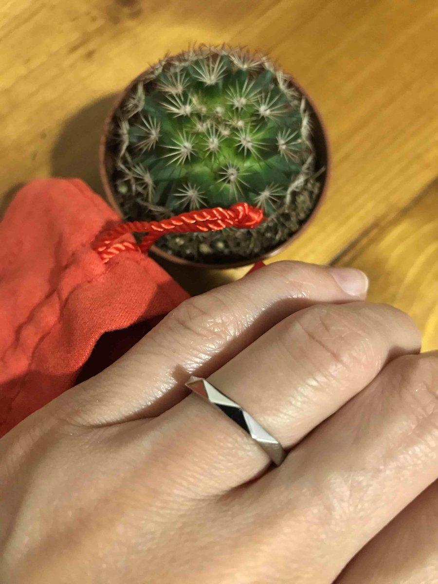 Кольцо идеально