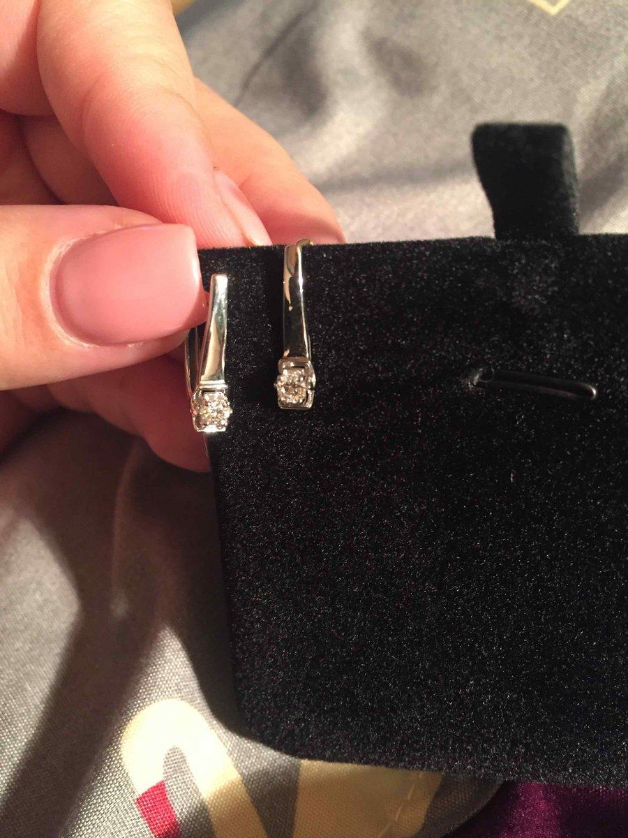 Бриллианты необычно красивые