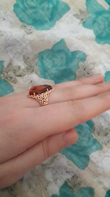 Кольцо с январём
