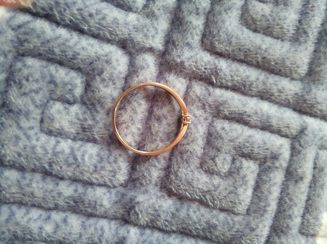 Онлайн-заказ кольца