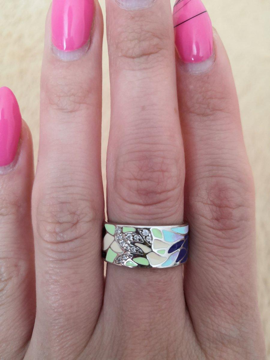 Кольцо - это летняя сказка 😍