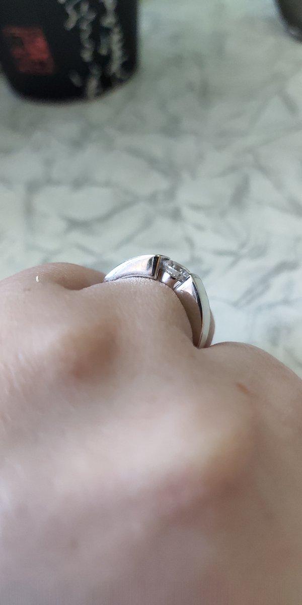 Очень удобное кольцо!