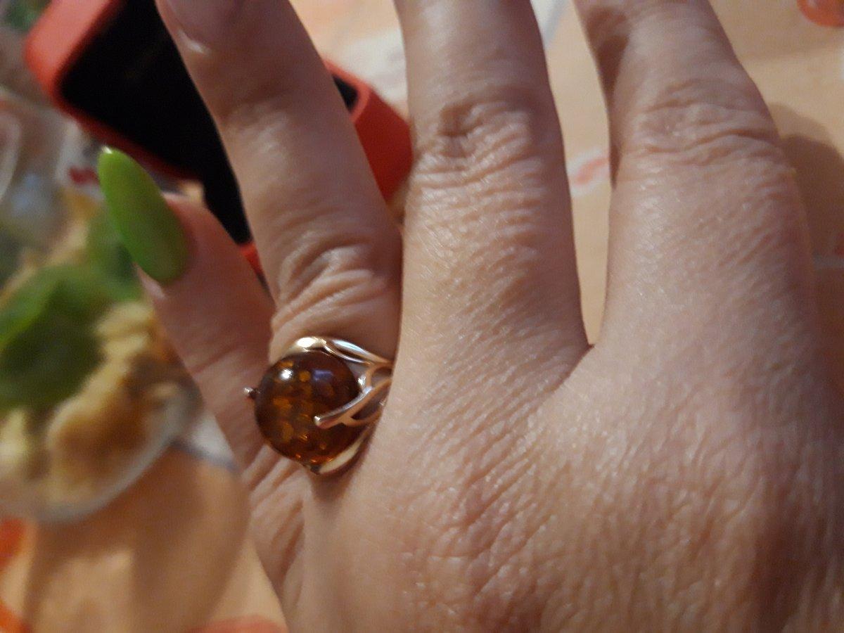 Чудесное солнечное кольцо!!!