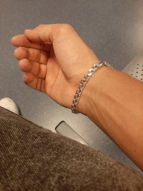 Brilliant bracelet