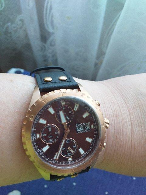Часы, просто супер!!!