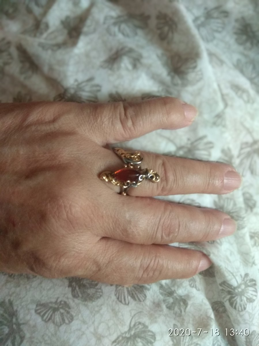 Отличное кольцо