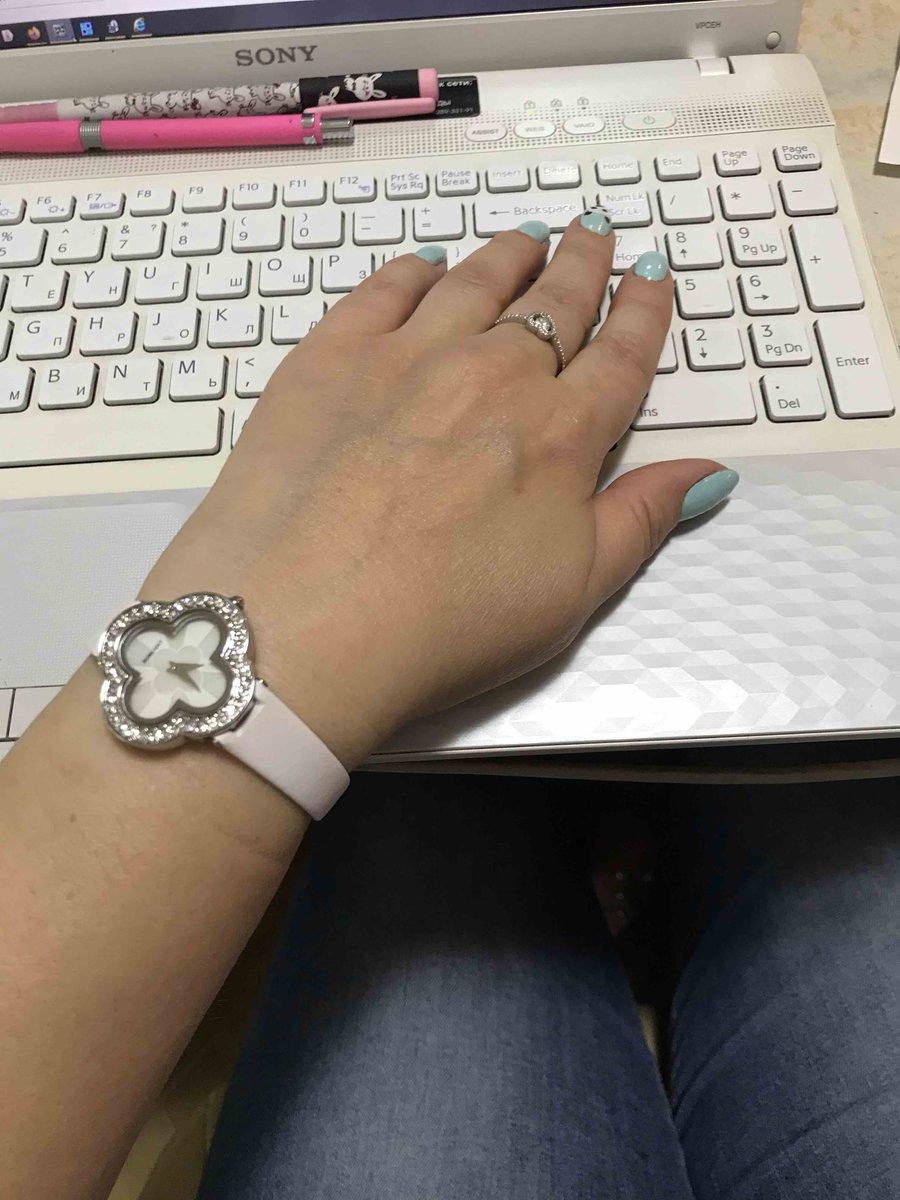 Мини-часы для девочки
