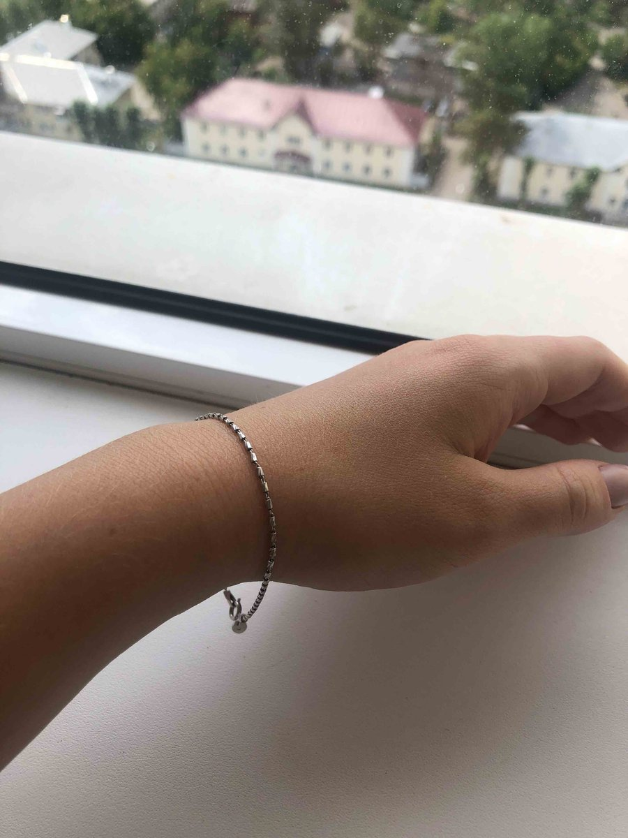 Женственный браслет