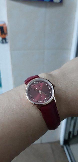 Кварц.часы нежные и удобные