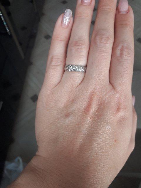 Отличное кольцо и цена,супер