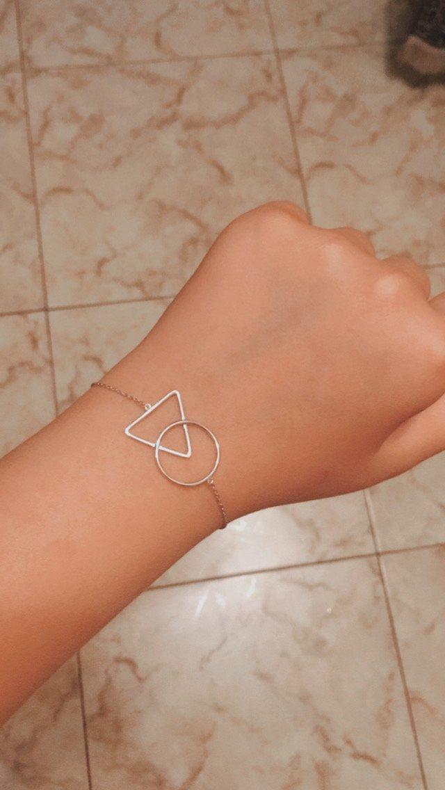 Эстетичный браслет