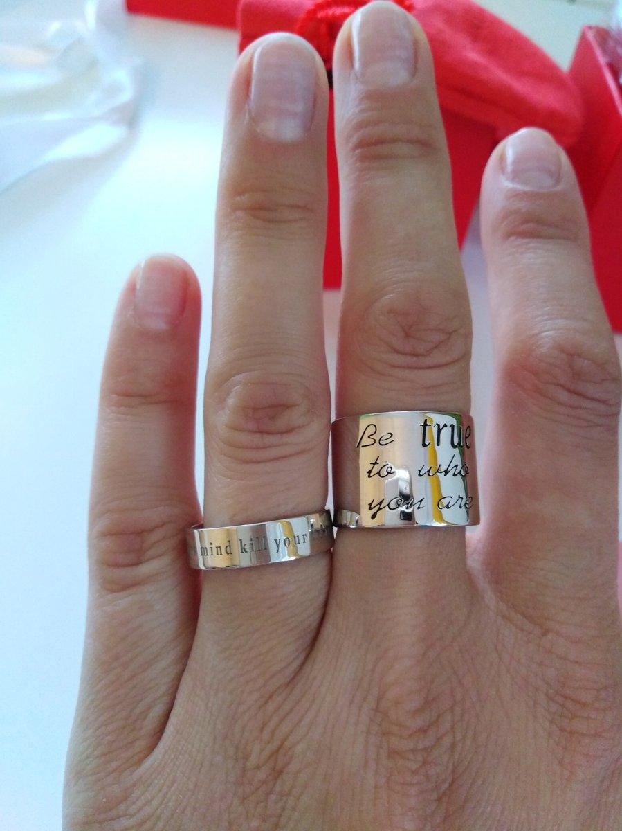 Нежное, тонкое кольцо