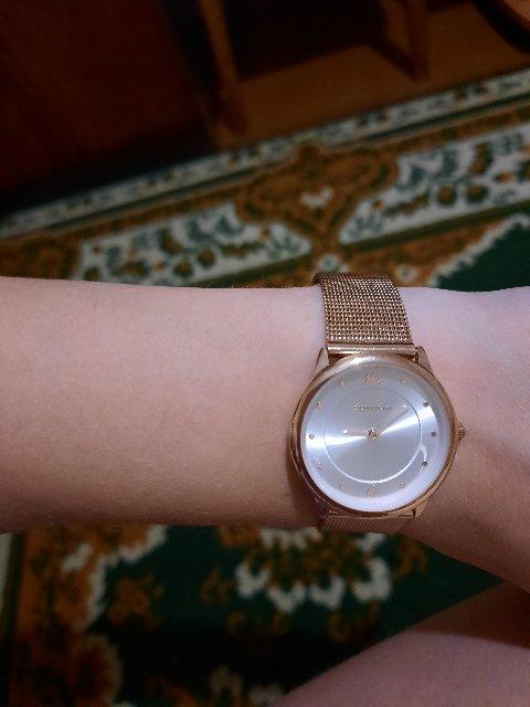 Часы понравились, супер!