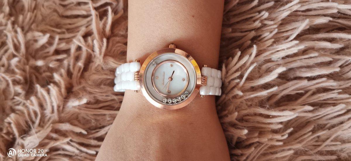 Часы женские, керамика
