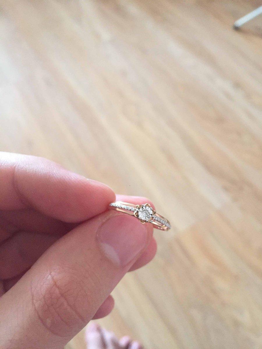Милое и аккуратное кольцо