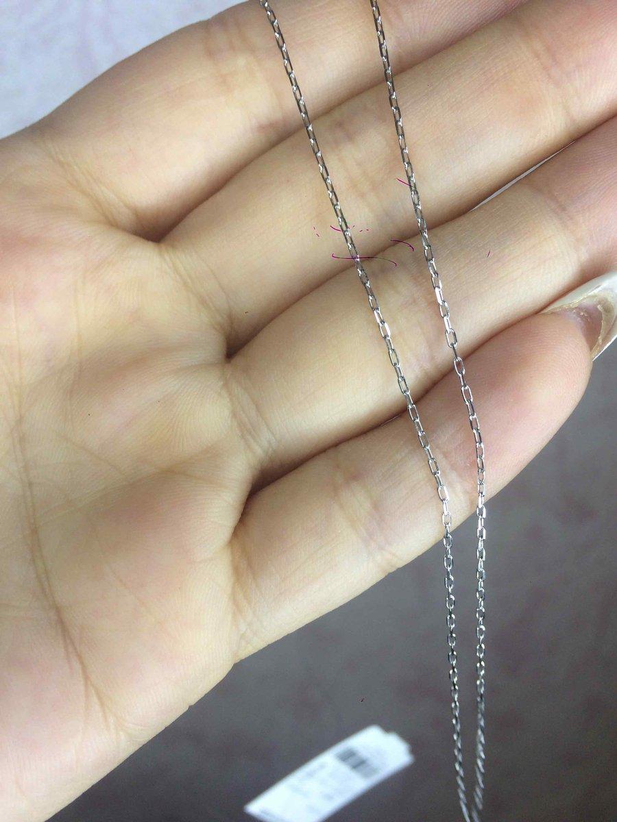 Серебряная цепь с якорным плетением красивое, нежное, тонкое изделие