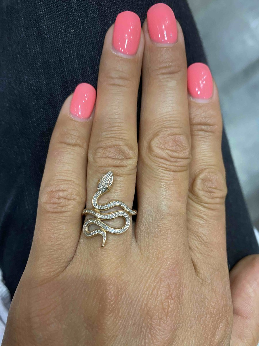 Любимое кольцо от любимого человека