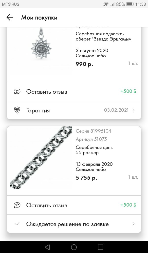 Цепь Центральный федеральный округ