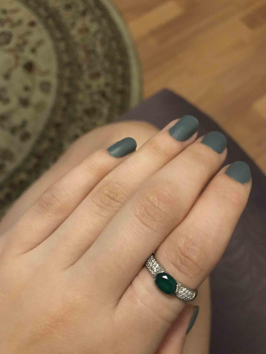 Кольцо, которое давно хотела