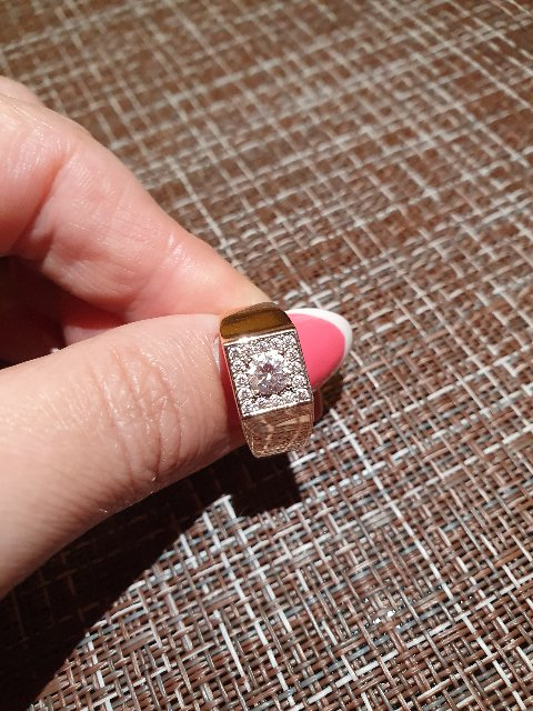 Обалденное кольцо