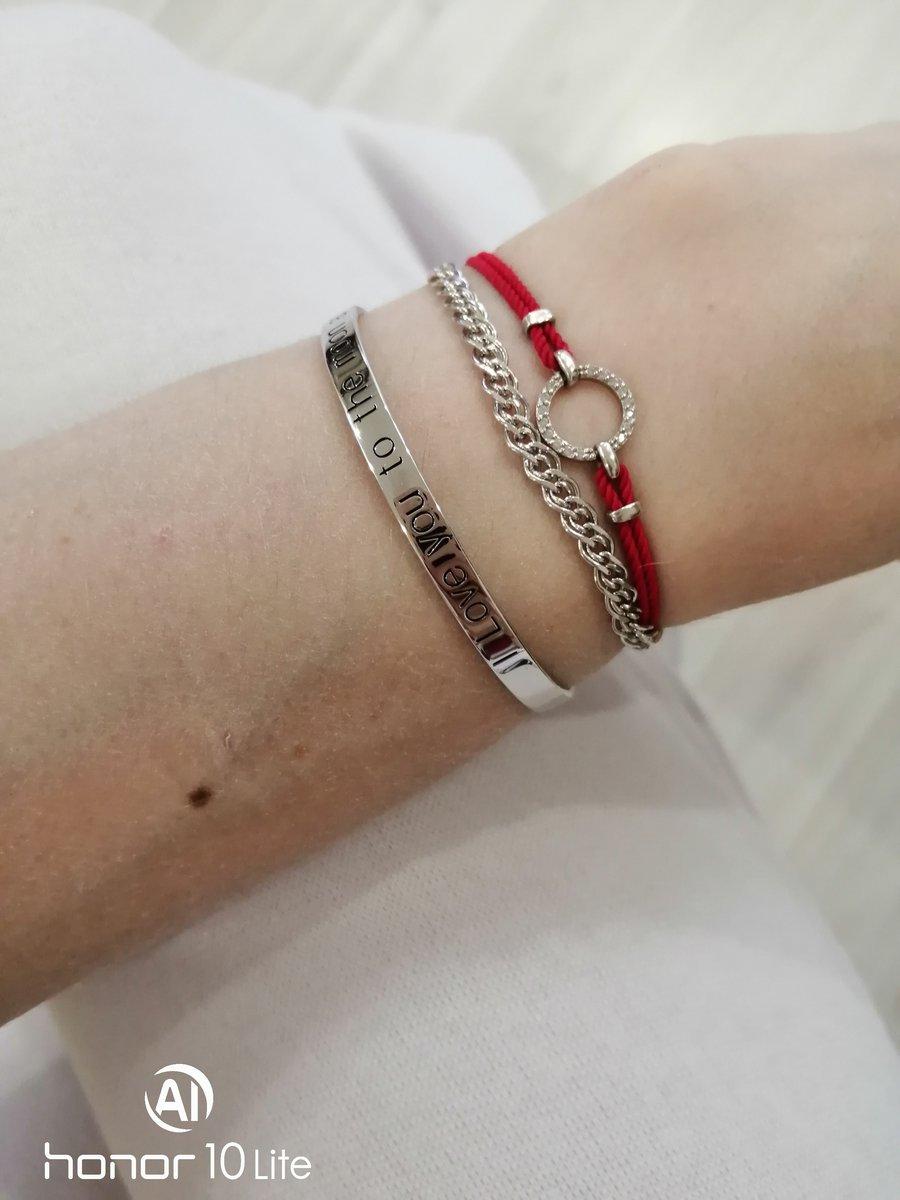 Серебрянный браслет