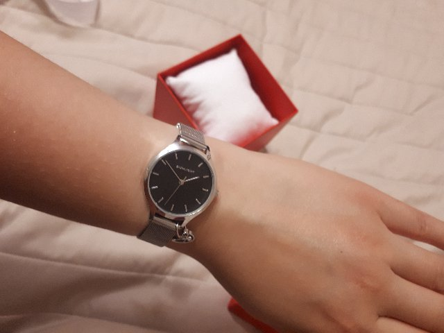 Часы крутецкие!