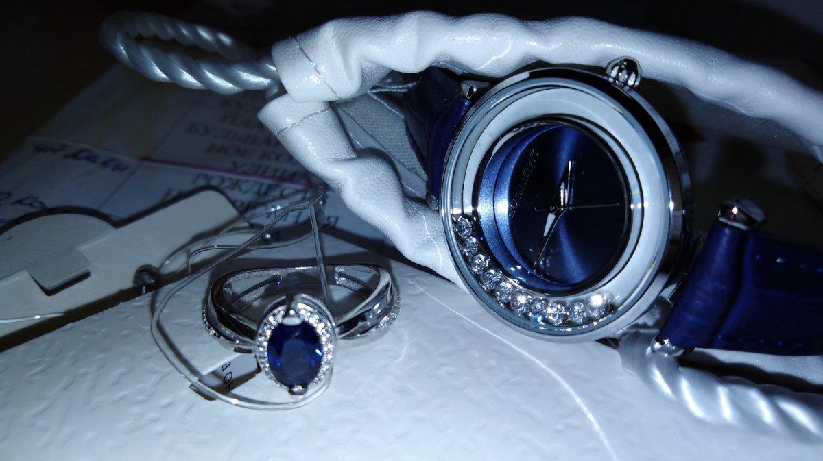 Часики для крестницы