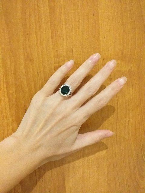 Шикарный перстень!