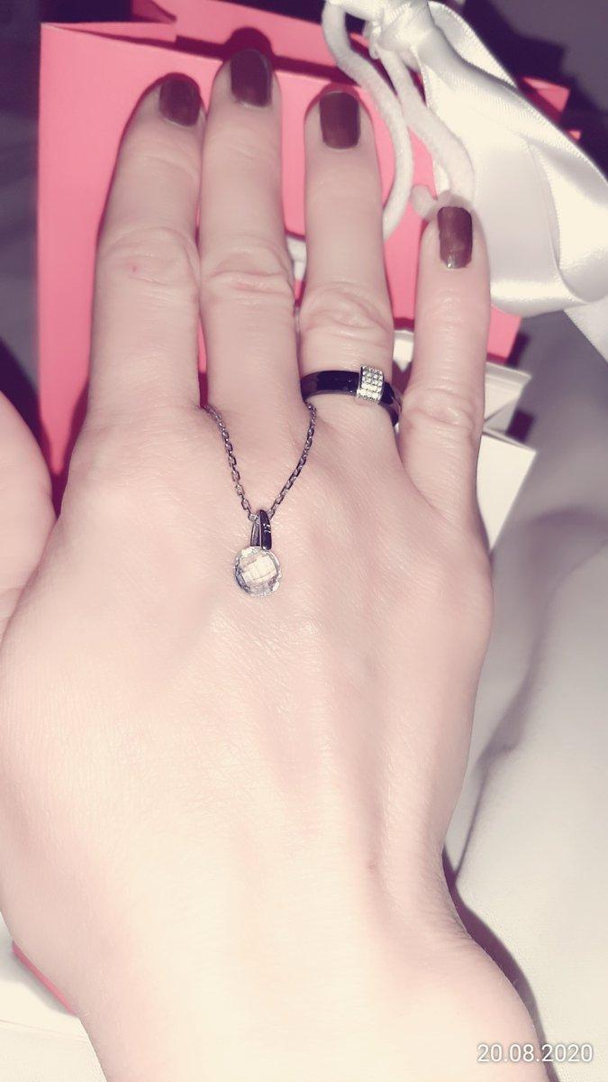 Очень красивой кольцо я довольно и рада  спасибо вам большое огромное!!!