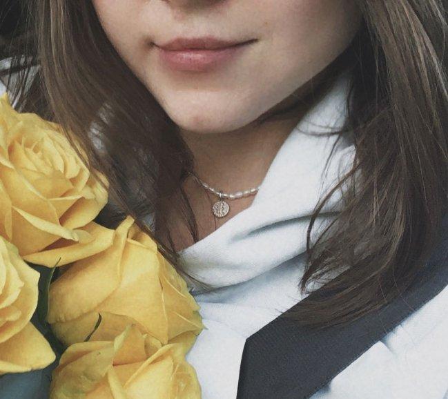 Милое ожерелье =)