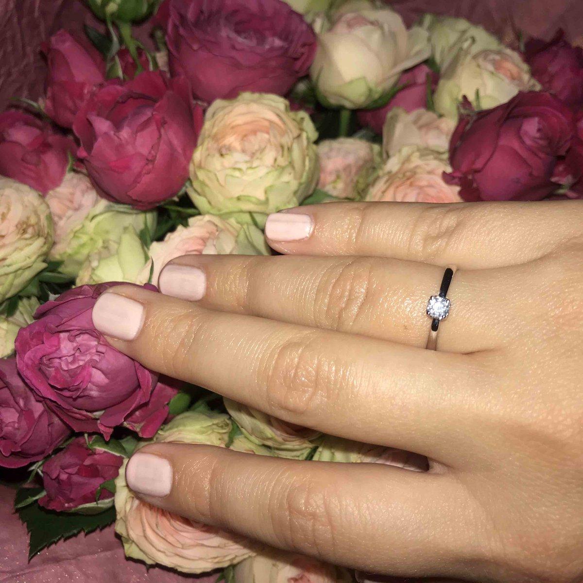 Помолвлчное кольцо