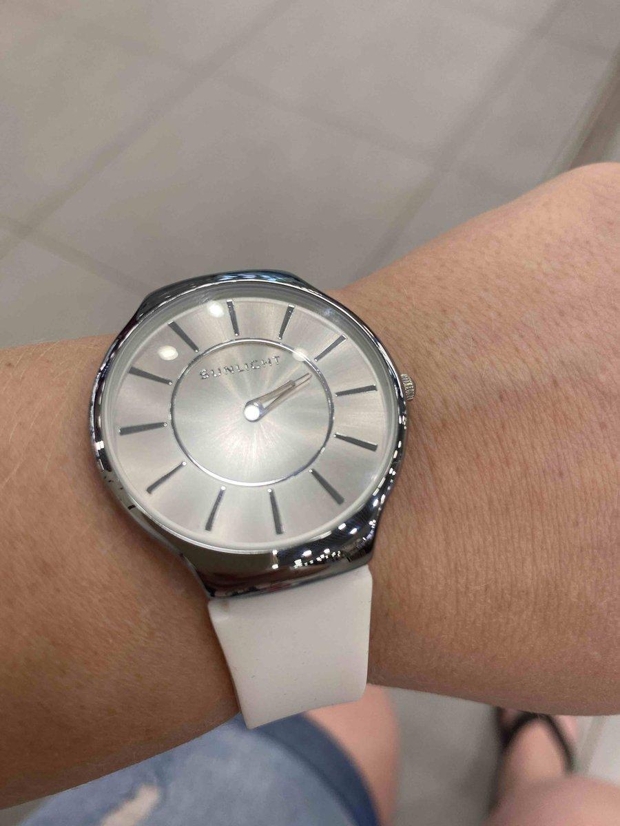Часы каучук