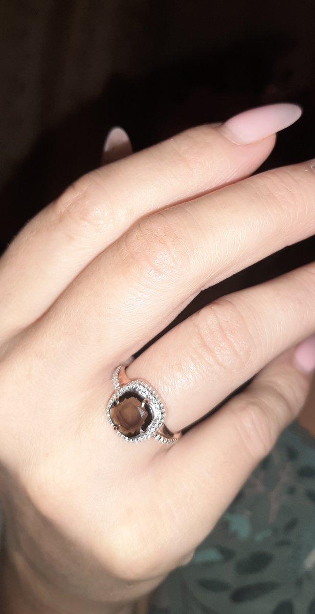 Кольцо просто восхитительное!!!