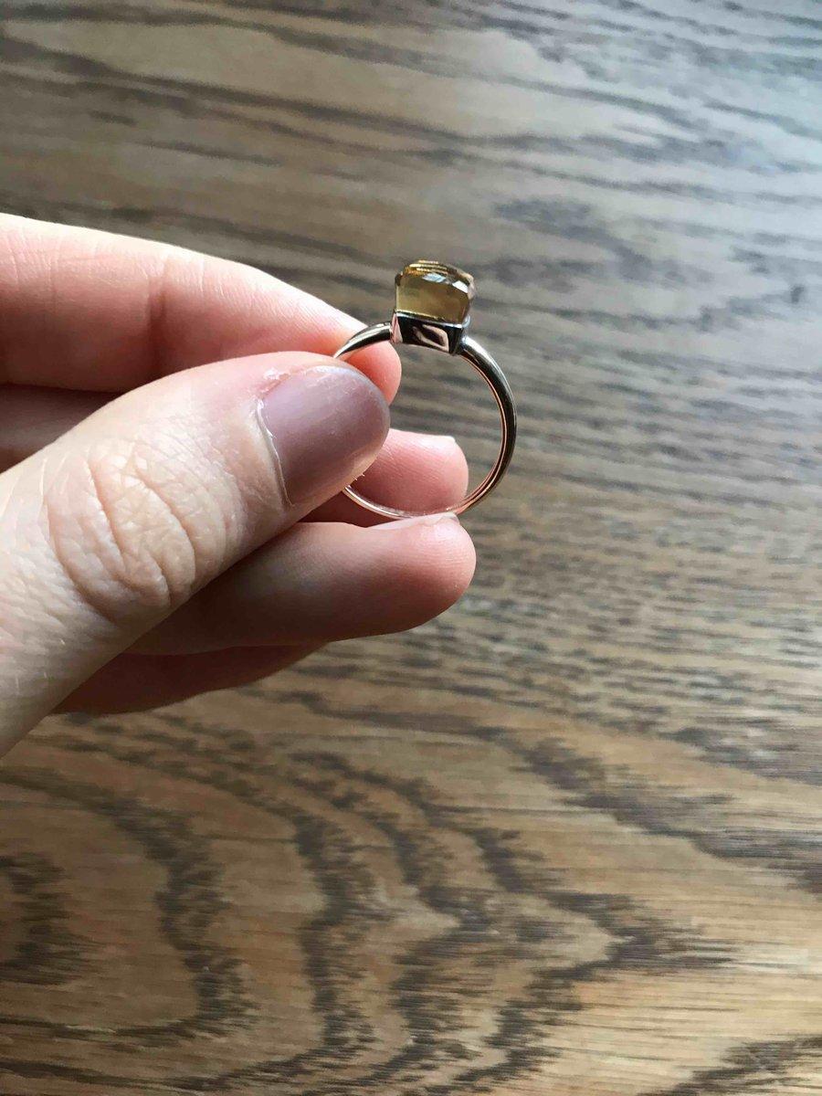 Довольна покупкой данного кольца