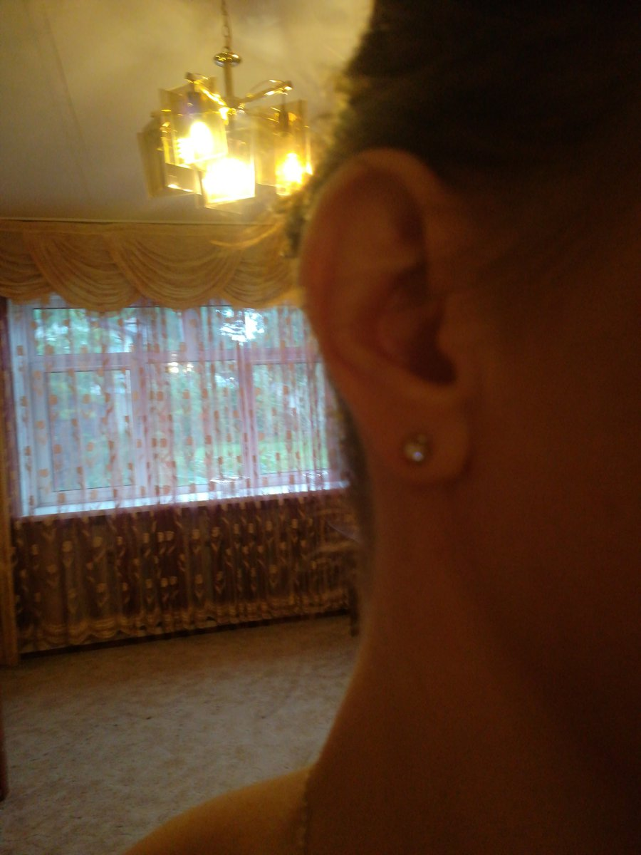 Пусеты бриллианты якутии