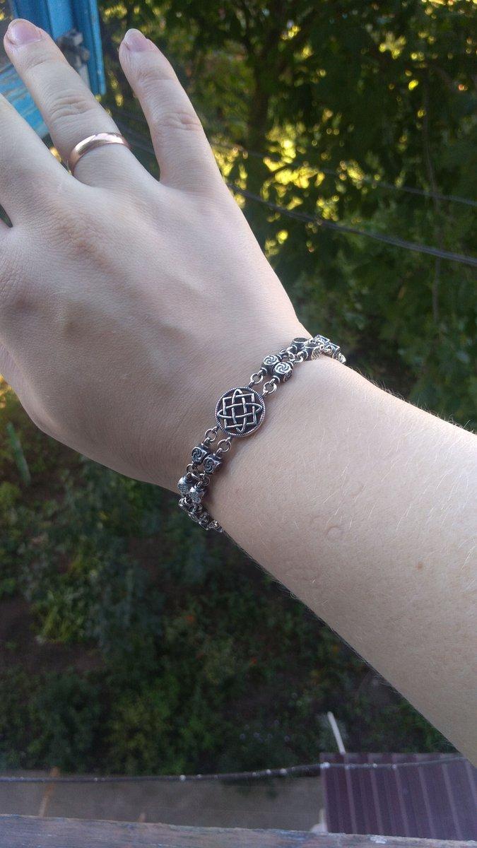 Славянский браслет