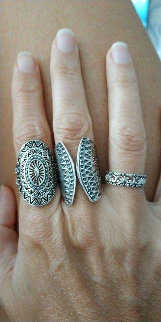Этно кольцо