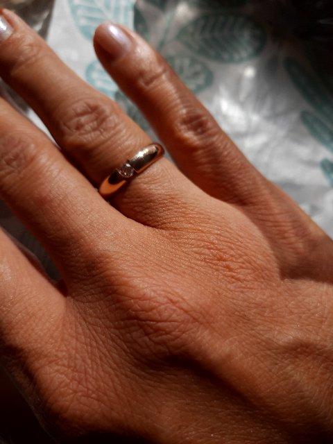 Моё великолепное обручальное кольцо