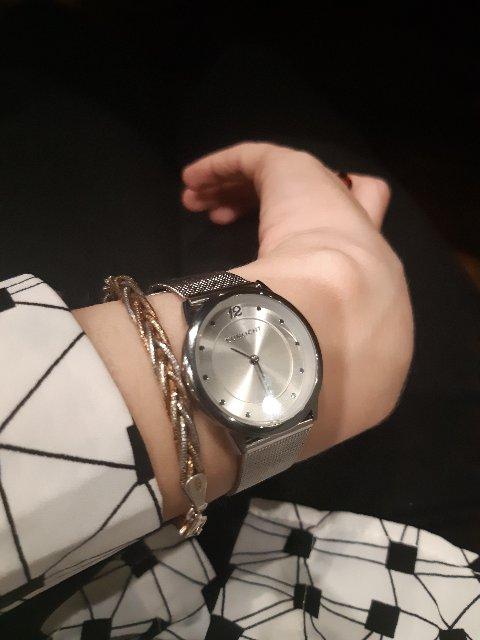"""""""серебряные"""" часы"""