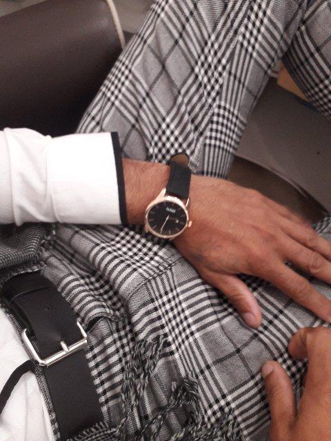 Часы для истиных джентельменов.