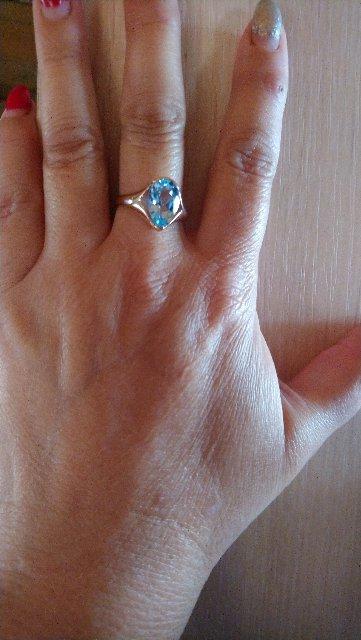 Сногсшибательное кольцо