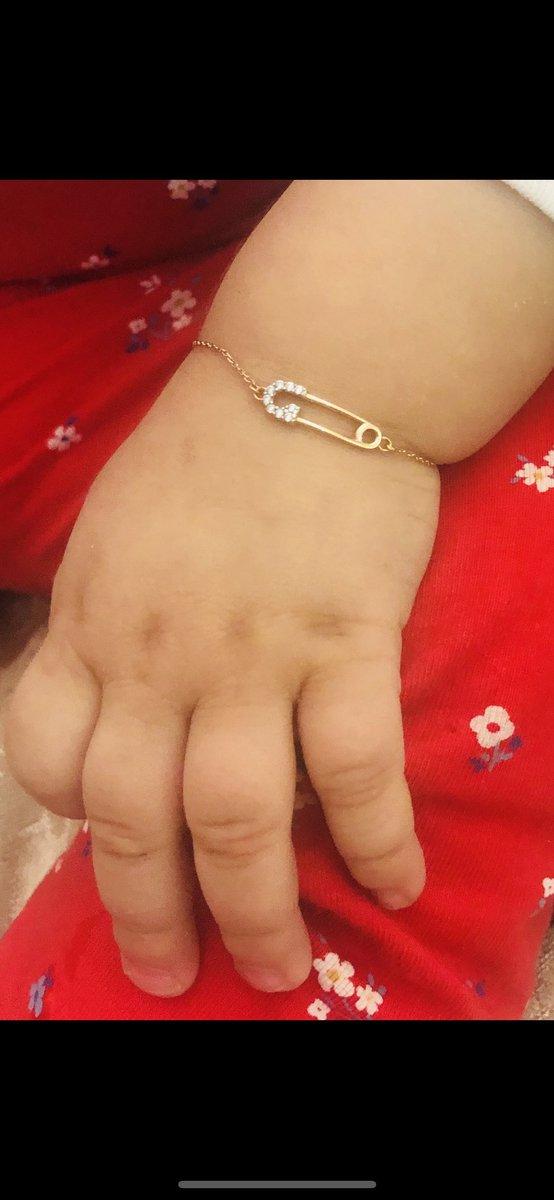 Заказывала браслет для дочки