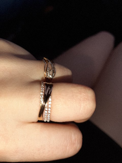 Очень понравилось это кольцо