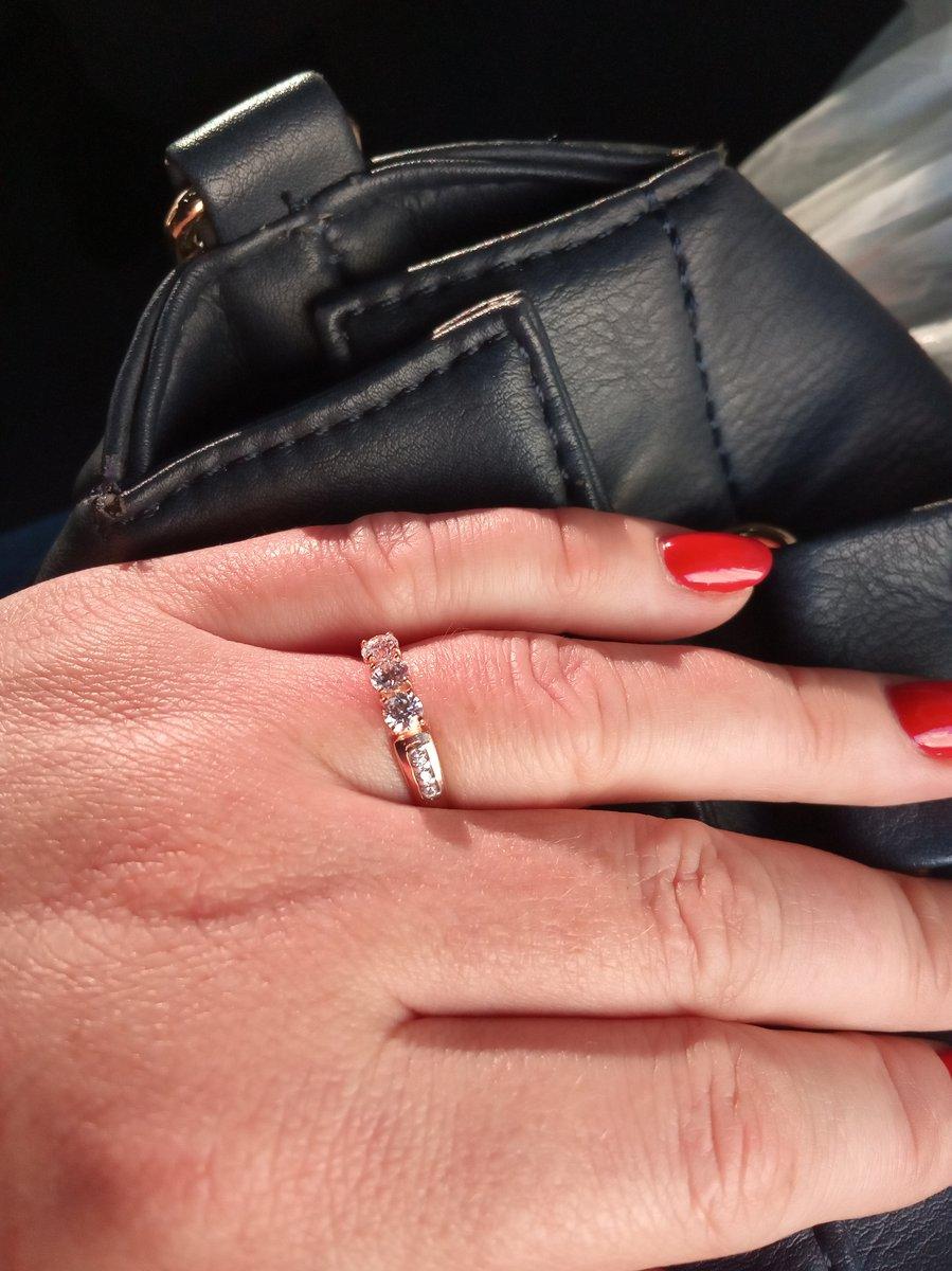 Суперское кольцо.