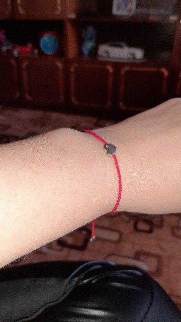 Красная ниточка 🤗