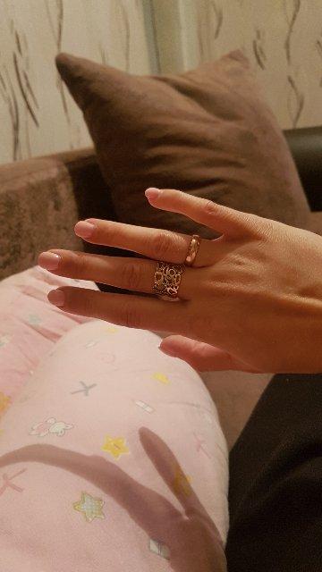 Кольцо с феонитаии