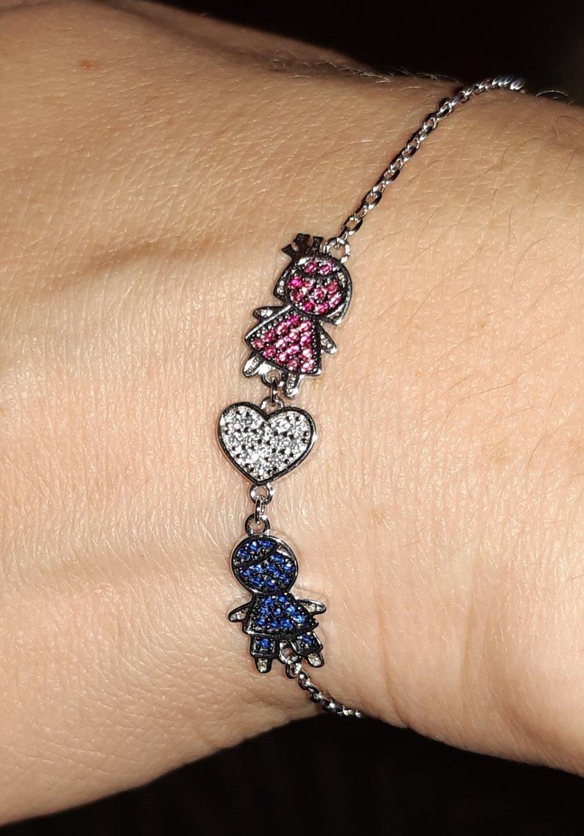 Очень милый и красивый браслет